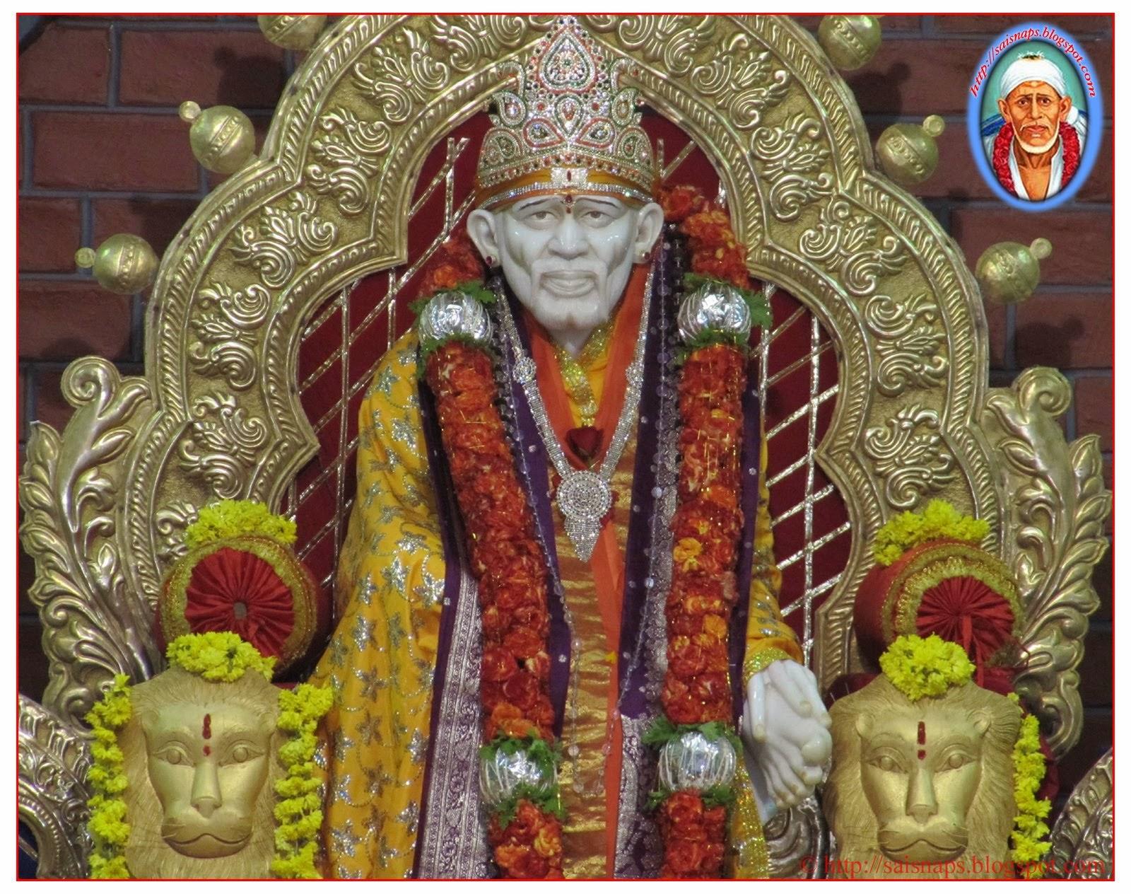 Aarti Shri Sai Baba Suresh Wadkar Mp3 Lyrics