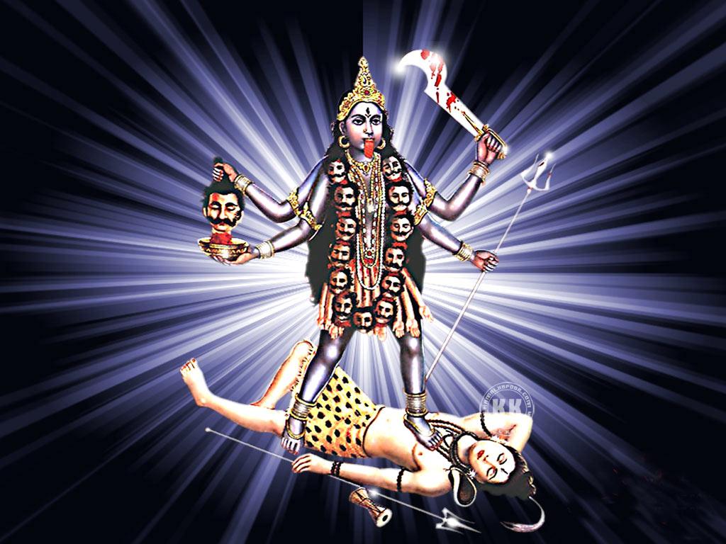 Maa Kaaali Tune Kaisi Kripa Kar Daali Maa Kaali Bhajan Full Lyrics Anuradha Paudwal