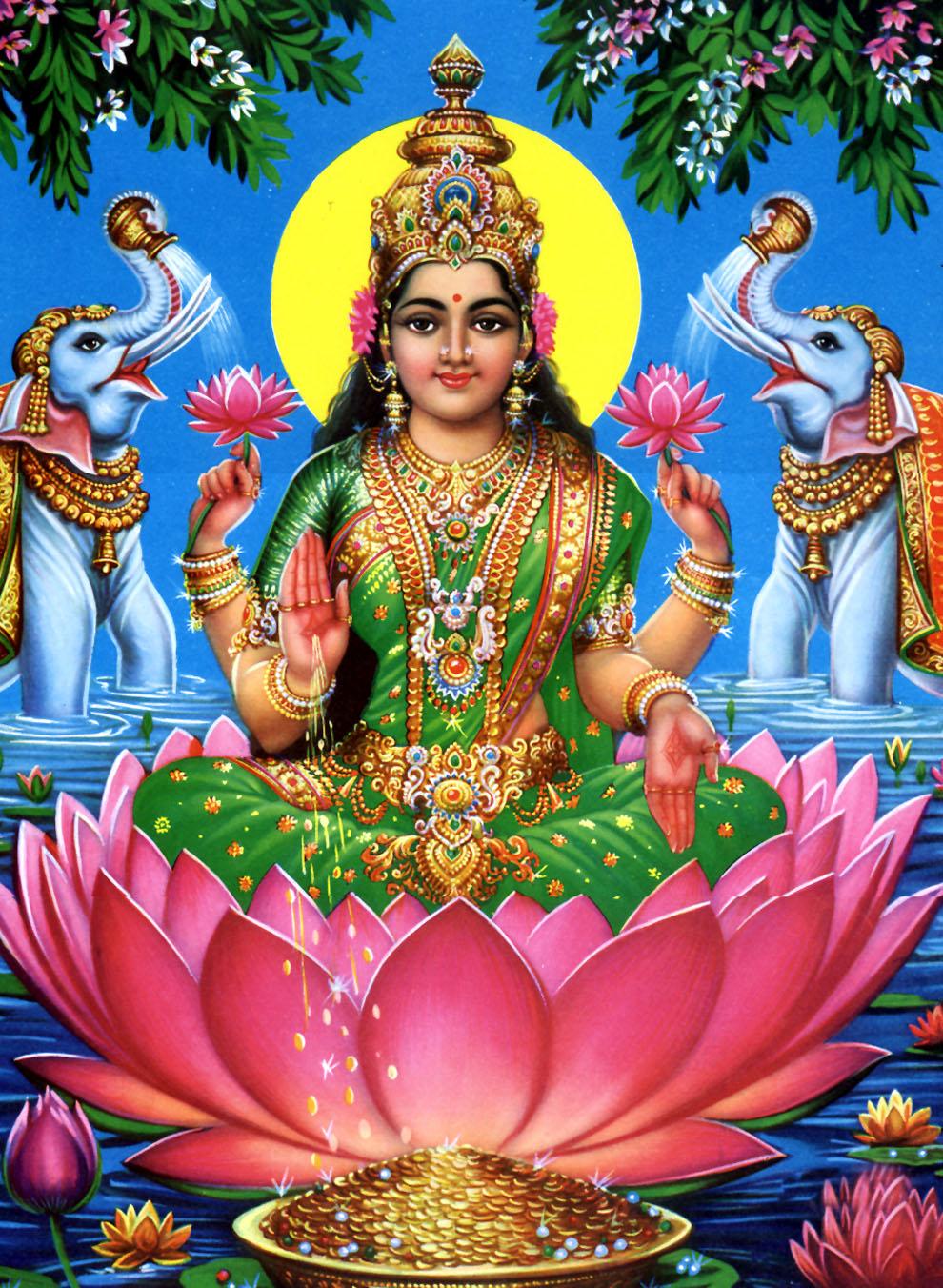 Ghar Me Padharo Lakshmi Maiya-Lyrics Lakshmi Bhajan