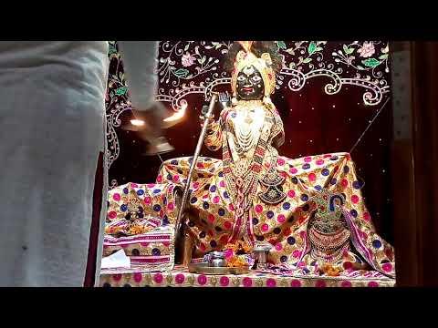 Shri Shri Banke Bihari ji ke aaj ke darshan evam aarti -20/11/20