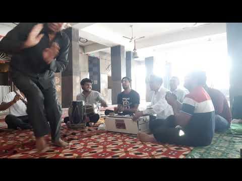 Hanuman Bhajan Shyam Giri Mandir Jagat Pur Village Delhi