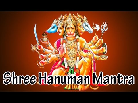 Mantra To Remove All Problems l Sankat Mochan Hanuman Mantra l श्री संकटमोचन हनुमान मंत्र