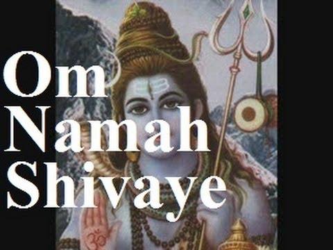 शिव जी भजन लिरिक्स – Om Namah Shivaye – Beautiful Lord Shiva Bhajan