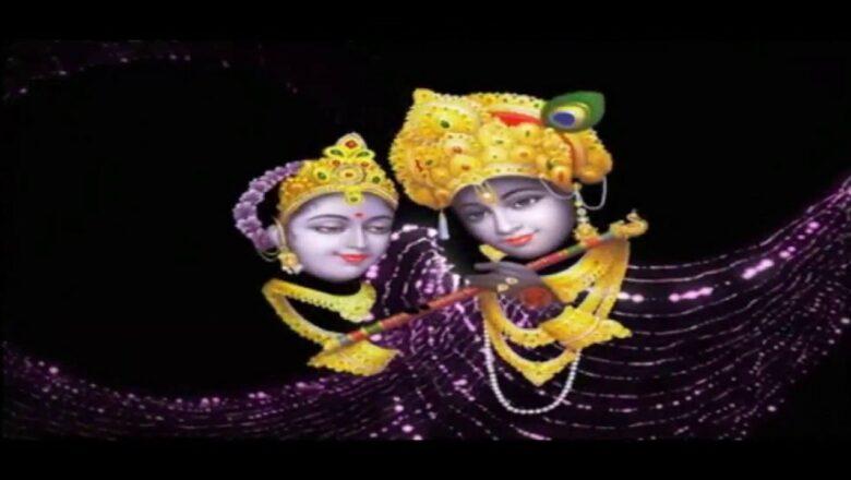 Hindi Bhakti Geet    Shree Krishna Aarti    Aarti Kunj Bihari Ki   Shri Giridhar Krishna Murari Ki