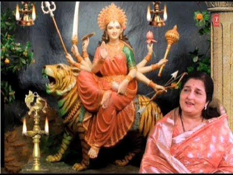 Baras Raha Rang Tere Darbar By Anuradha Paudwal, Pawan Sharma [Full Song] I Maa Se Baatein Karle