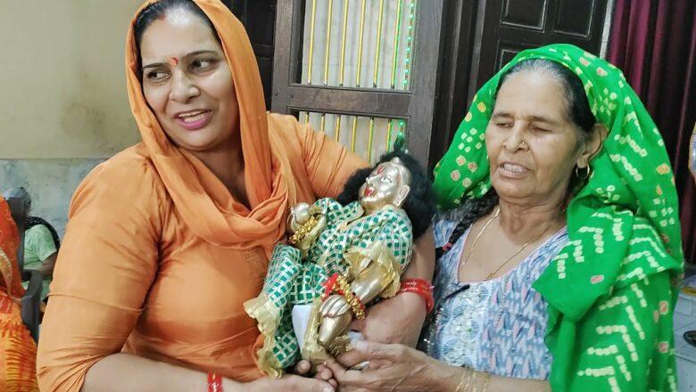श्री कृष्ण भगवान का बहुत ही सुन्दर भजन मंडली गुड़गांव   Krishna Bhajan