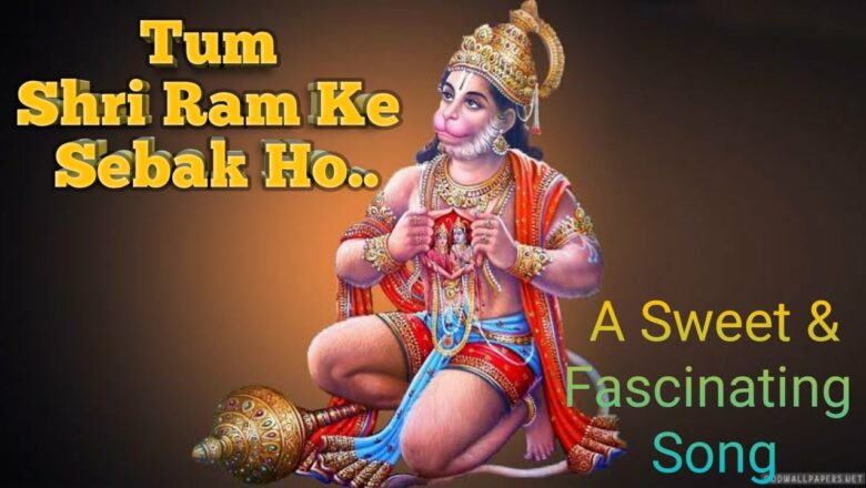 Tum Shri Ram Ke Sebak Ho | Hanuman Bhajan