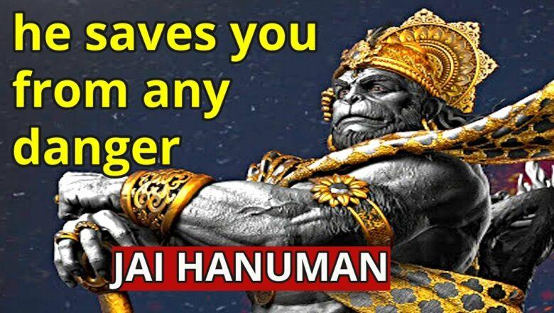 Hanuman Mantra//Hanumad Bhujanga Prayata Stotram
