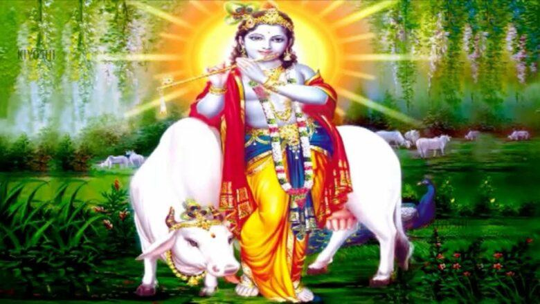 Lord Krishna Kanhaiya New Aarti || Aarti Kunj Bihari Ki || Govind Gopal Song