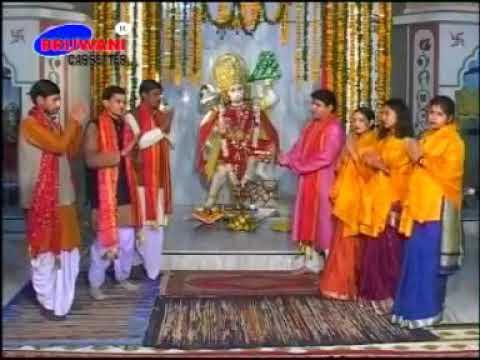 #Aarti kije Hanuman Lala Ki dusht dalan Raghunath Kala ki