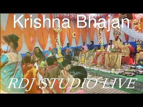 Hey Gopal Krishna Karu Aarti Teri | Devoleena Bhattachacha | RDJ STUDIO LIVE (official)/bhajan