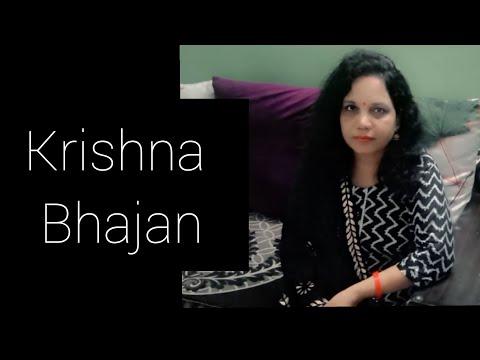 krishna bhajan    krishna ji liye Avatar h    by Savita Singh   